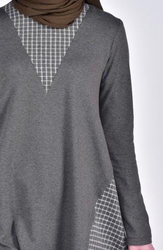 Khaki Tunic 3045-01