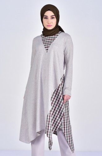 Khaki Tunic 3045-05