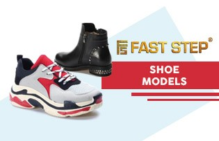 Faststep Shoe Models