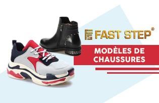 Faststep Modèles de Chaussures