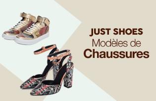 Just Shoes Modèles de Chaussures