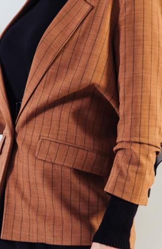 Striped Jacket 182813-04 Taba 182813-04
