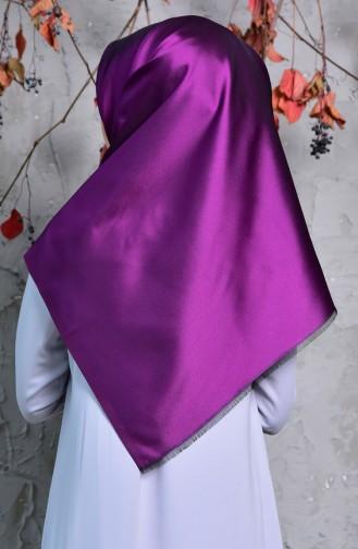 Flacher Taft Schleier 901408-12 Violette Farbe 901408-12