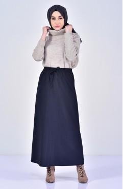 Sefamerve Femmes Jupes Musulmans Pour Longues Vêtements afwq8A