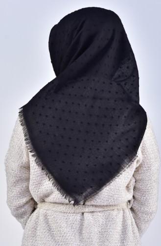 Black Scarf 19044-01