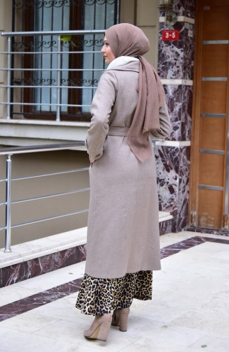 Belted Coat 1942-06 Mink 1942-06