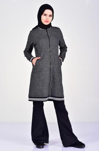 Pantalon Pattes éléphan 8868-01 Noir 8868-01