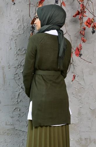 iLMEK Knitwear Sweater 3724-06 Khaki 3724-09