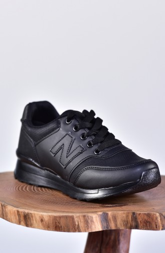 Allforce Women s Sport Shoes 0777-01 Black Black  0777-01