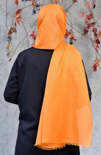 Orange Sjaal 9906-07
