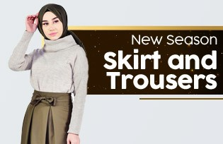 New Season Skirt Pant Models