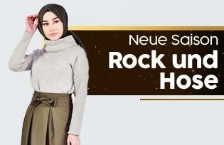 Neue Saison Rock und Hosen Modelle