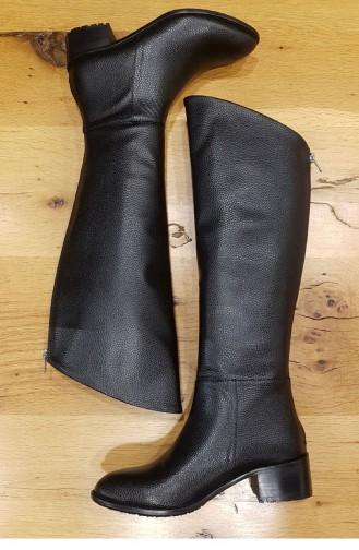 Marjin Salar Flat Boot Black 18K00040IN2066_001