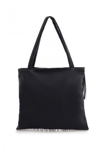 Navy Blue Shoulder Bag 04Z-01