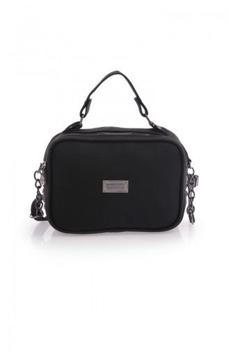 Stilgo Women s Shoulder Bag Cn19Z-03 Black 19Z-03