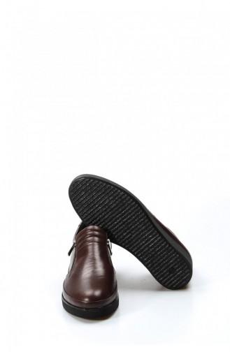 Fast Step Chaussures de Jour 863Za241 Brun 863ZA241-16777532