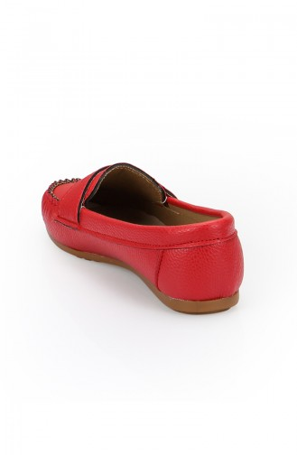 Bayan Babet 3042-06 Kırmızı