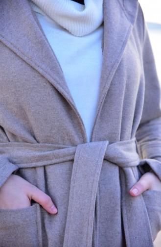 Belted Coat 1941-07 Mink 1941-07