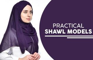 Handy Shawl Models