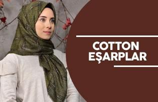 Cotton Eşarplar