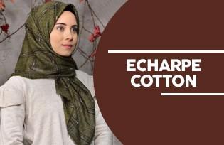 Echarpe Cotton