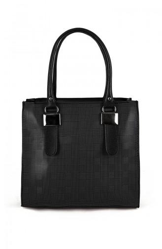Women´s Shoulder Bag Bs10500 Black 10500SI