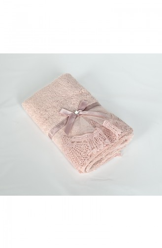 Bamboo Laced 30X50 Hand Towel 3441-01 Lilac 3441-01