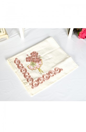 Cotton Pearly 30x50 Hand Towel 3442-03 Dusty Pink 3442-03