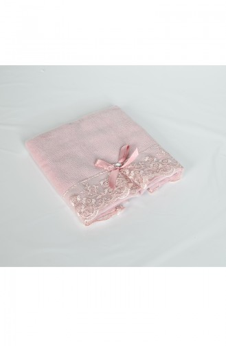 Cotton Bow French Lace 30X50 Hand Towels 3457-02 Lilac 3457-02