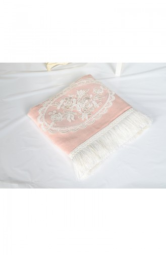 Cotton Sconce Tasseled 50X90 Face Towels 3460-01 Pink 3460-01