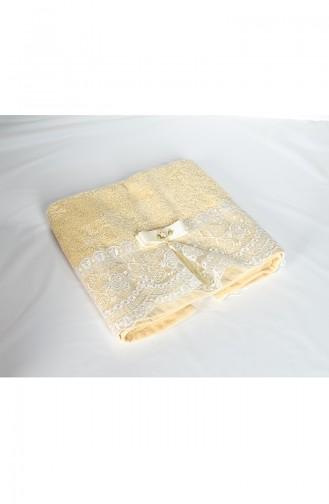 Beige Towel 3464-06