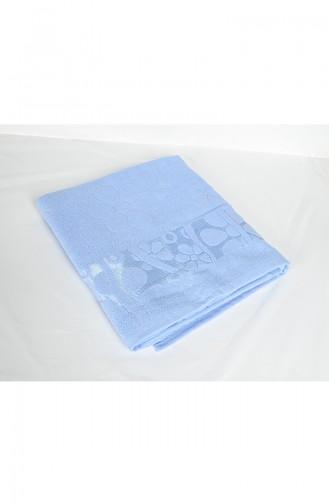 Cotton Jacquard 100X150 Bath Towel 3470-02 Blue 3470-02