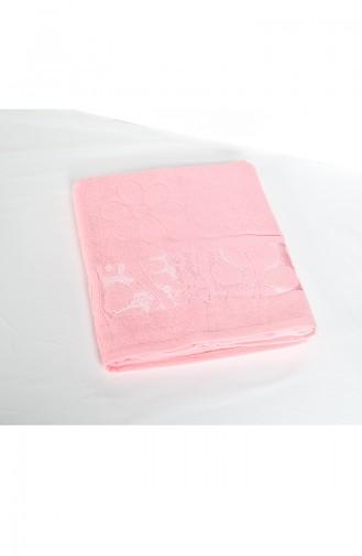 Cotton Jacquard 100X150 Bath Towel 3470-04 Pink 3470-04