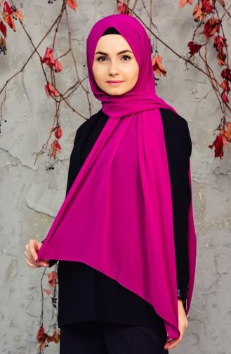 Châle Couleur Violette 15000-62