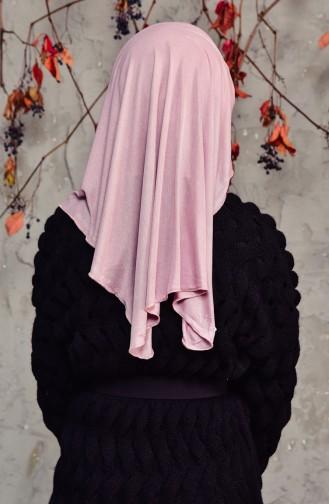 Châle Peigné 9006-03 Rose Pâle Clair 9006-03
