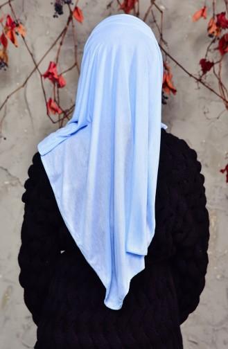 Penye Şal 9006-07 Bebe Mavisi