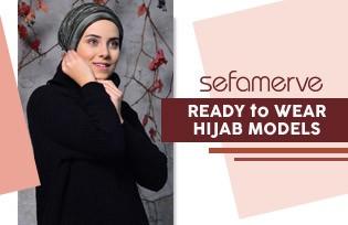 Sefamerve Ready-Made Turban Models