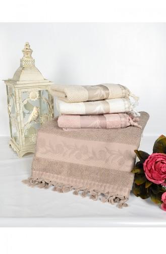 Brown Towel 3448-02