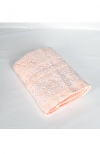 Cotton Ultra Soft 50X80 Face Towel 3451-03 Powder Pink 3451-03