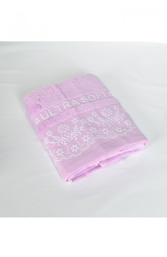 Cotton Ultra Soft 50X80 Face Towel 3451-04 Lilac 3451-04