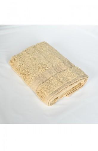 Cotton Micro Coton 50X90 Face Towel 3452-05 Milky Coffee 3452-05