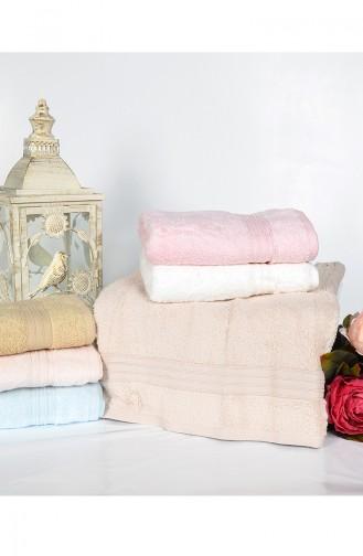 Cotton Micro Coton 50X90 Face Towel 3452-06 Beige 3452-06