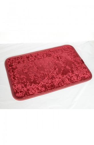 Footprints Doormat 3469-02 Pink 3469-02