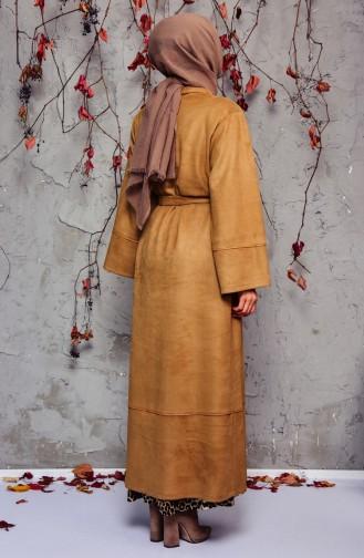 Maroon Trench Coats Models 7814-03