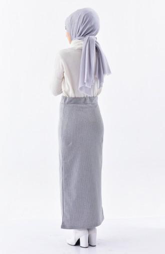 Gray Skirt 5962-03