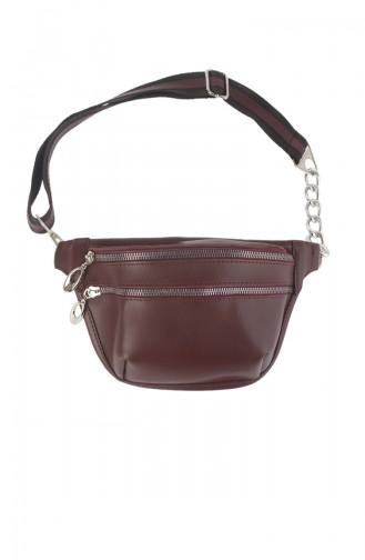 Women Bag 42911-03 Claret Red 42911-03
