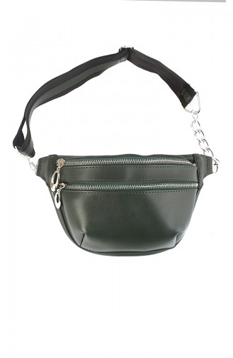 Women Bag 42911-07 Green 42911-07