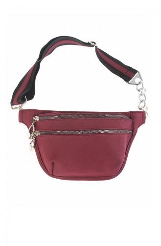 Women Bag 42911N-03 Claret Red 42911N-03