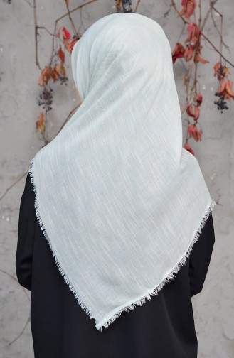 Cotton Scarf 2144-20 Sea Green 2144-20