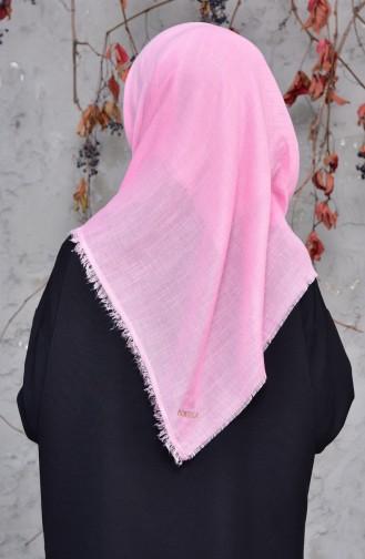 Cotton Scarf 2144-43 Candypink 2144-43